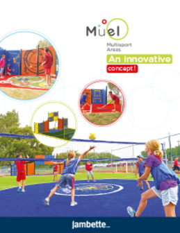 MÜEL Multisport Areas