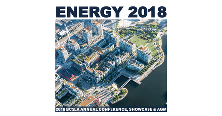 Jambette at the BCSLA Annual Conference, ENERGY 2018