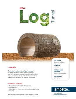 Log Tunnel
