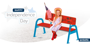 Happy Independence Day from Jambette