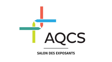 Jambette au salon d'exposants de la session de perfectionnement annuel de l'AQCS
