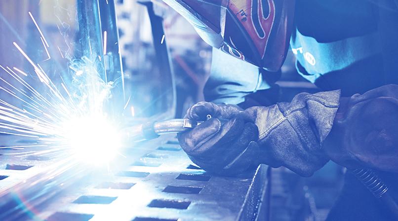 Aluminium et acier : le processus de production de Jambette