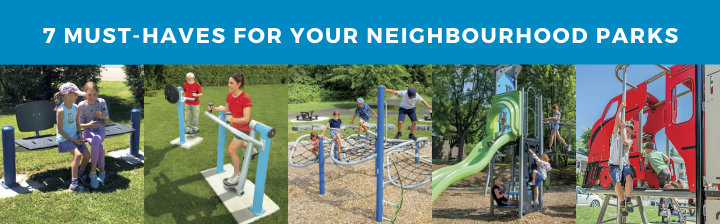 Banner 7 Must-Haves for Parks